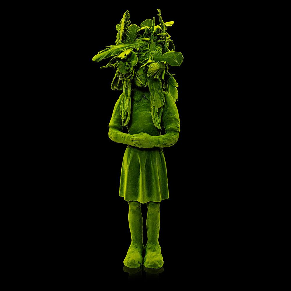 Escultura cerámica de Kim Simonsson