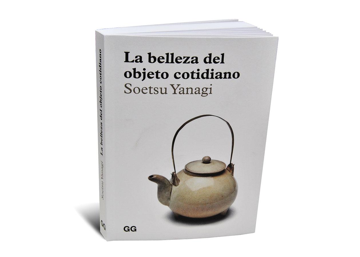 """Portada del libro """"La belleza del objeto cotidiano"""", de Soetsu Yanagi"""