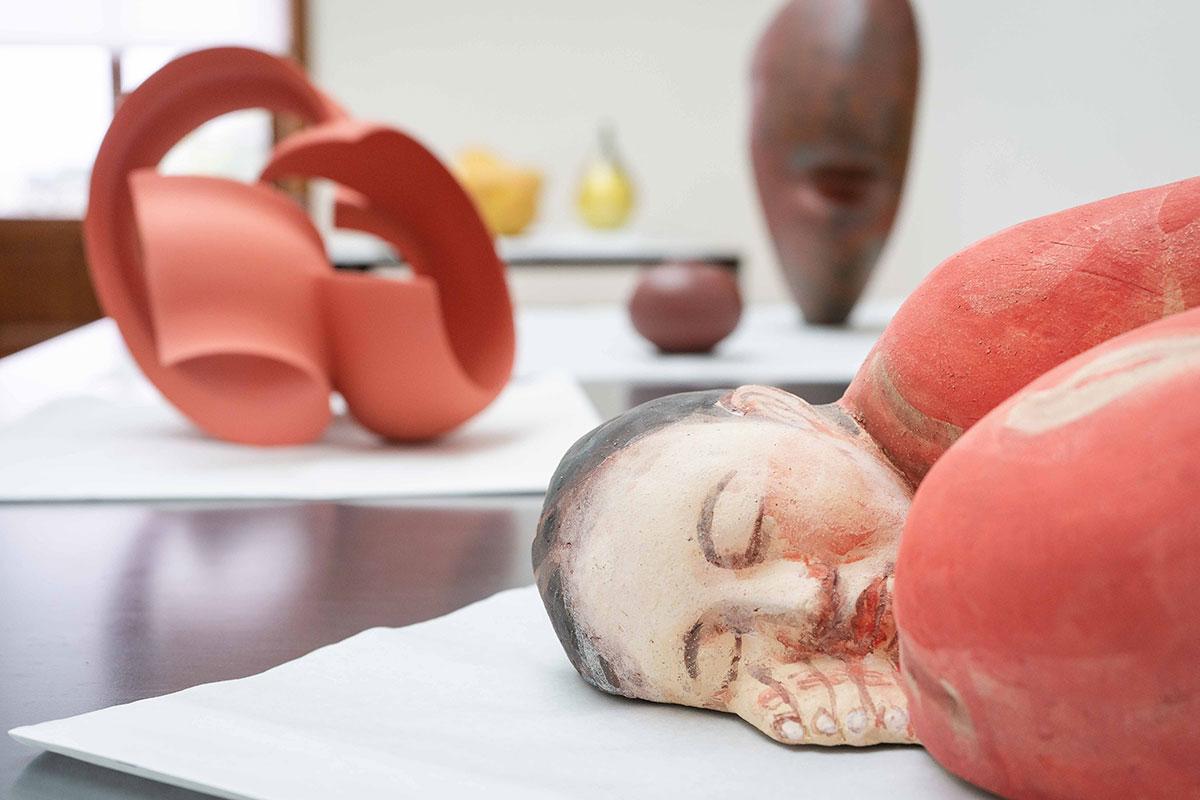 Exposición de cerámica Museo Ariana 2020