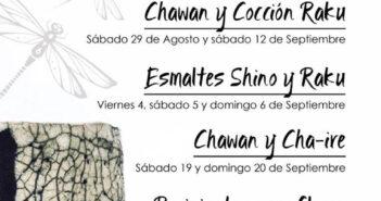 Cursos de cerámica con Encarna Soler