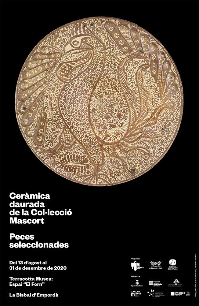 Exposición de cerámica en el Terracotta Museu