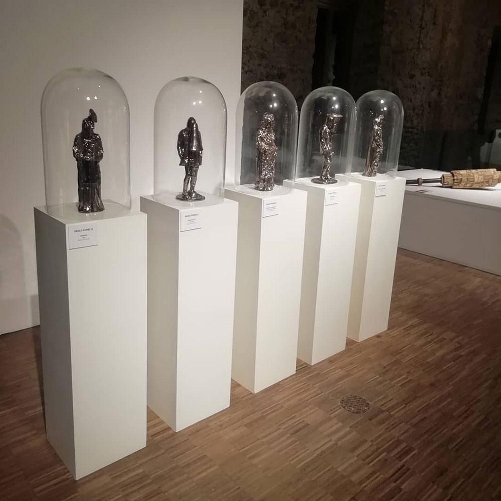 Cerámica de Paolo Porelli