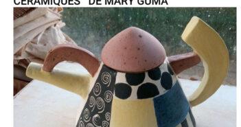 Cerámica de Mary Guma