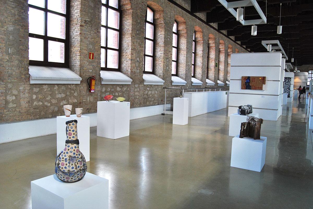 Exposición de cerámica CERCO 2020