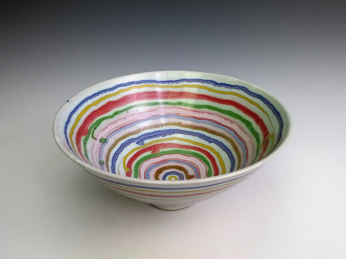 cerámica de Chris Barnes