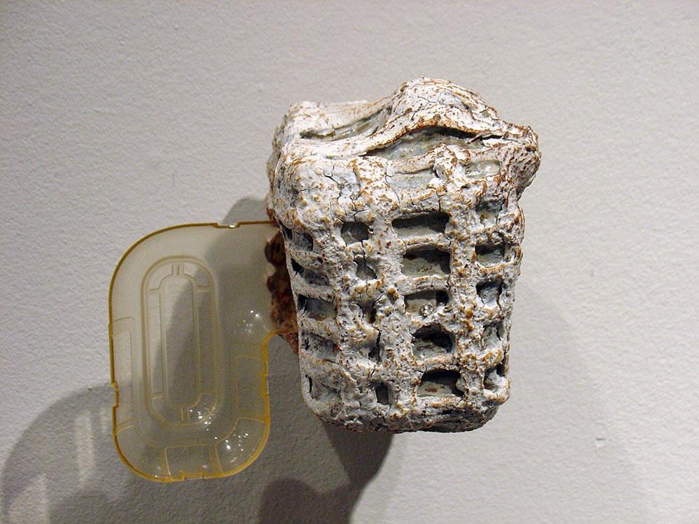 îeza de cerámica de Txaro Marañón