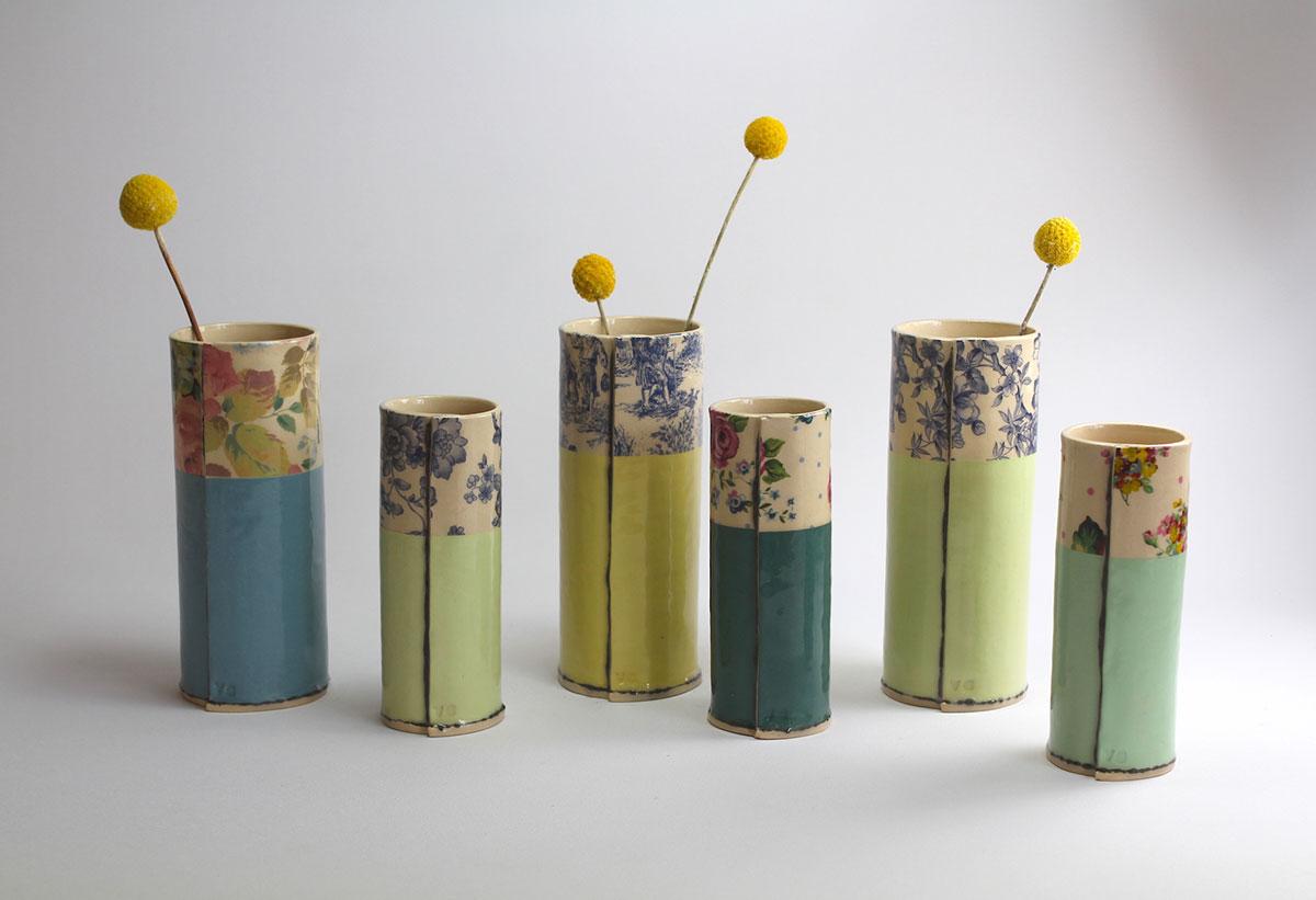 cerámica de Virginia Graham