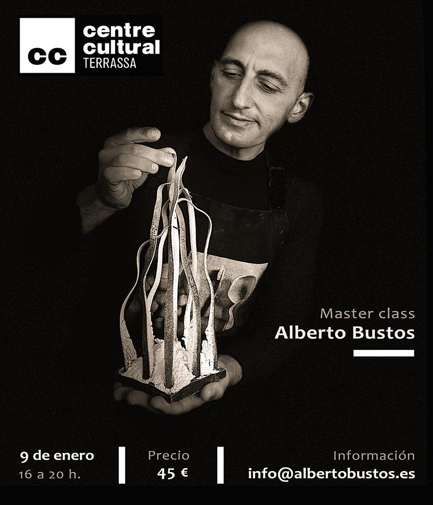 Master Class con Alberto Bustos