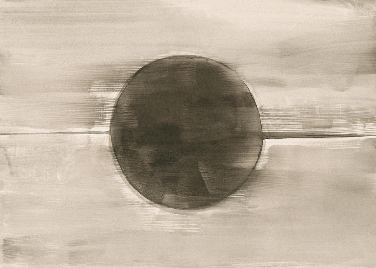 Acuarela de Uwe Wittwer