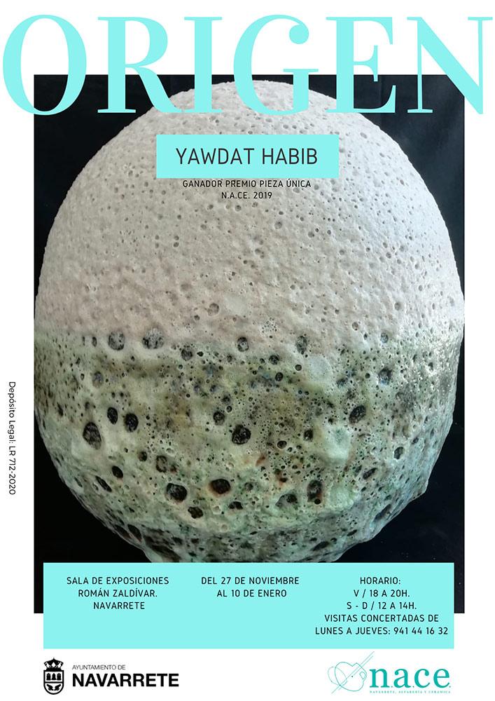 Cerámica de Yawdat Habib