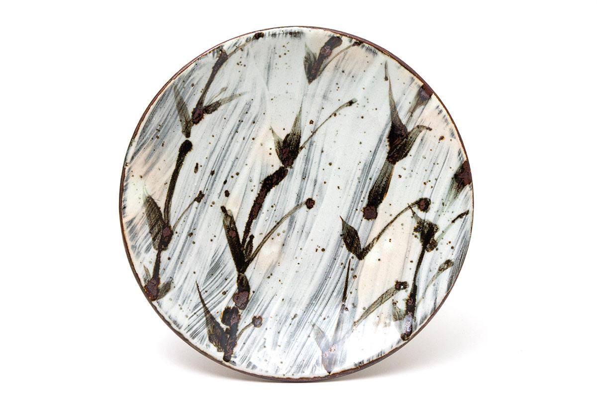Plato de cerámica de Phil Rogers