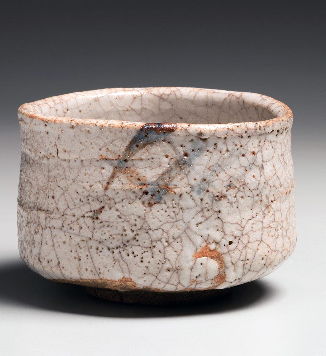 Pieza de cerámica de ARAKAWA TOYOZŌ