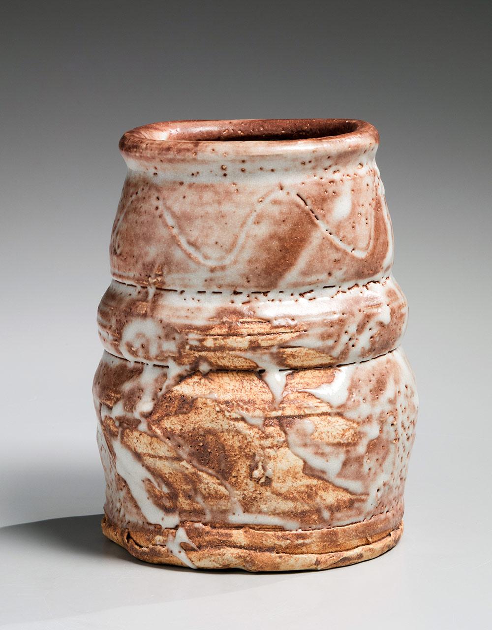 Pieza de cerámica de KATŌ TŌKURŌ