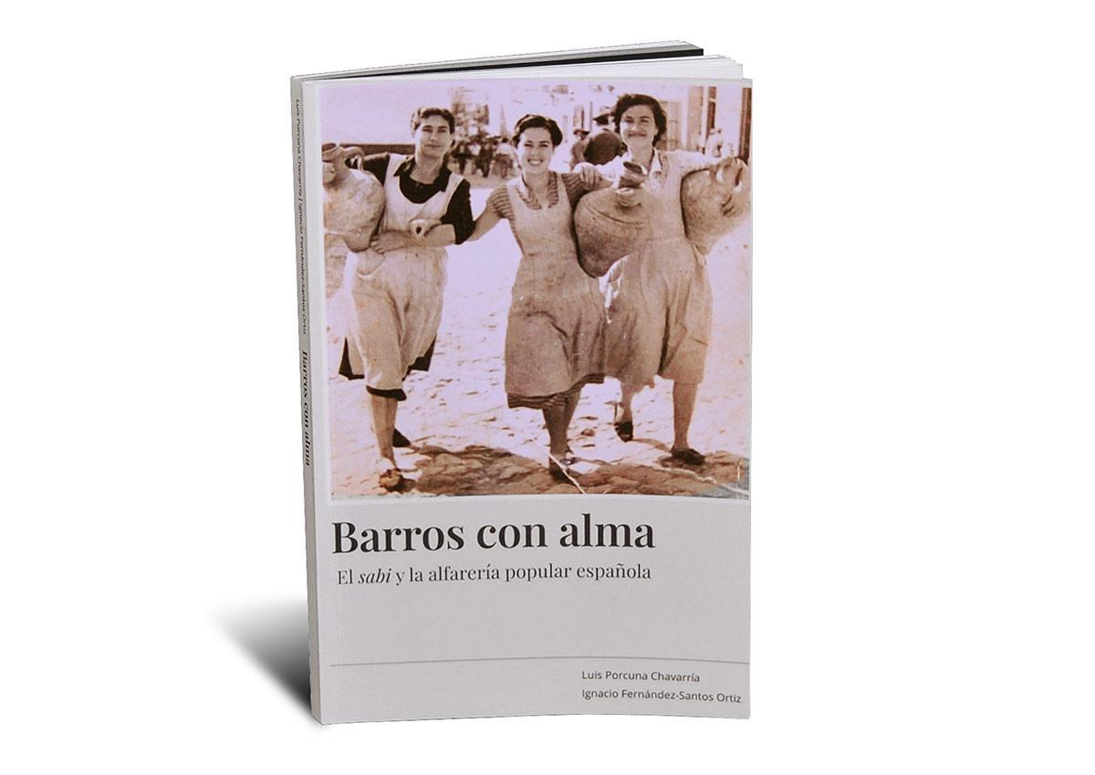Libro Barros con alma