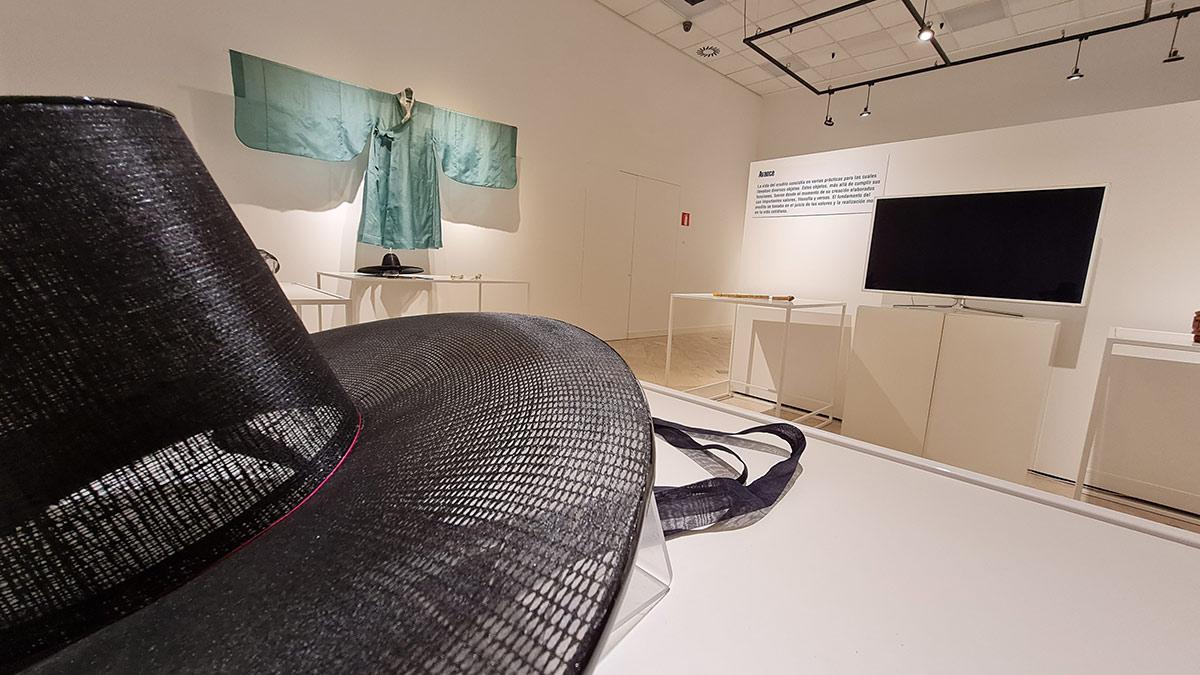 Exposición de artesanía coreana