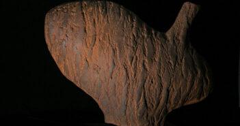 Escultura cerámica de Joan Panisello