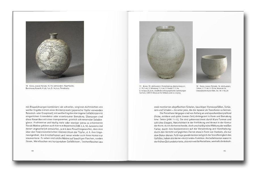 Páginas interiores del libro Young-Jae Lee