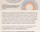 """Exposición """"Bauhaus, un modelo pedagógico"""""""