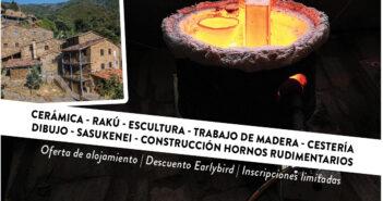 Cursos de cerámica en Portugal