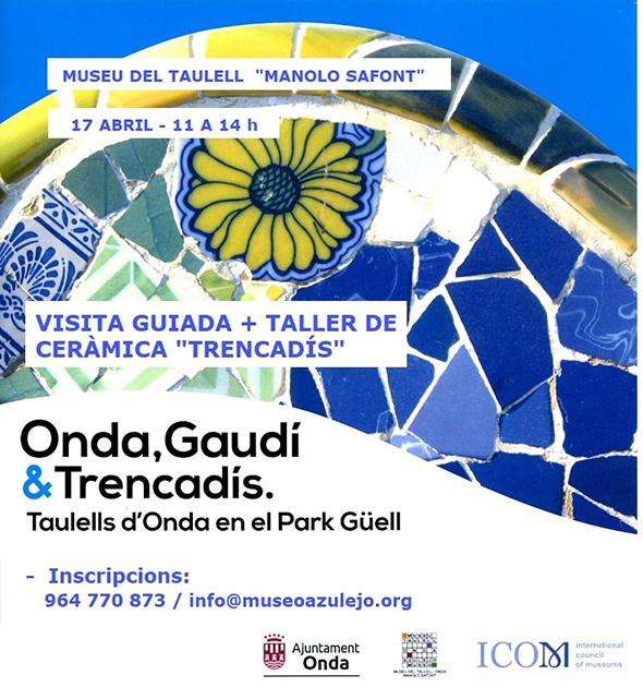 Exposición Gaudí - Trencadís