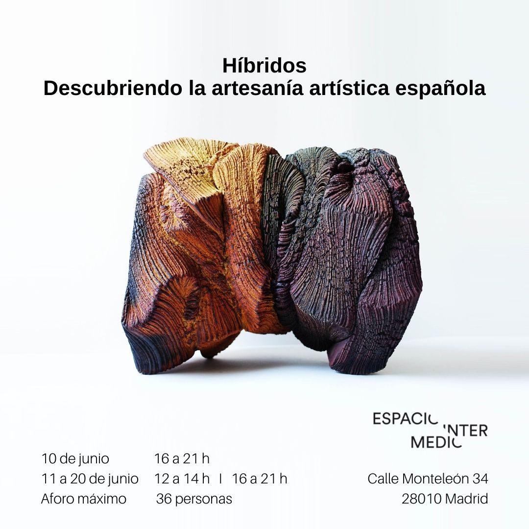 Exposición de cerámica de Ícaro Maiterena