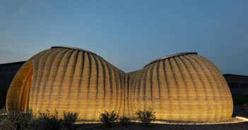 Pieza de la semana de Mario Cucinella Architects