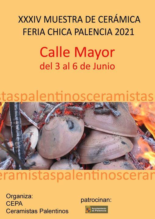 Feria de ceerámica de Palencia