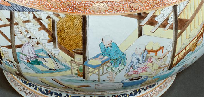 Jingdezhen 1.000 años de porcelana