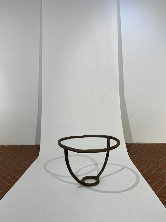 Escultura cerámica de Maria Bosch