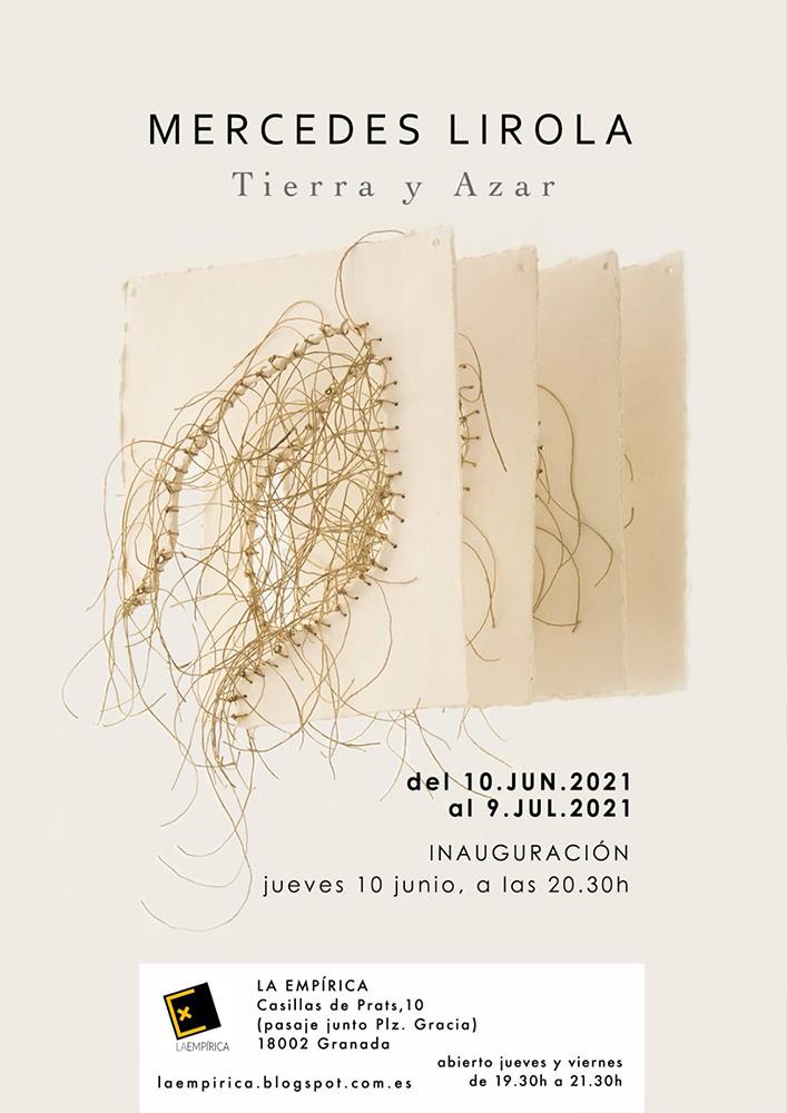 Exposición de cerámica de Mercedes Lirola