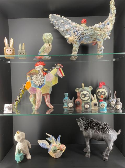 Cerámica en la Escuela de Arte de Sevilla