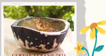 Curso de cerámica en Horno Microondas