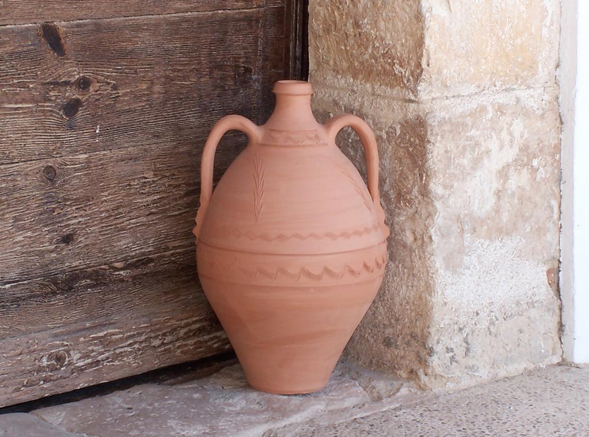 Alfarería tradicional de Villafranca de los caballeros