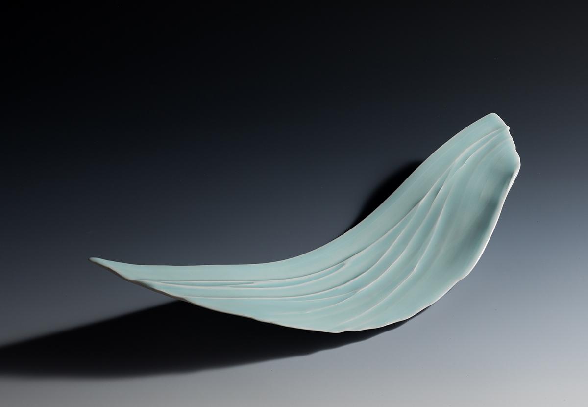 Escultura cerámica de Gen Hoshino
