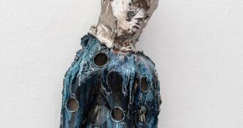 Escultura cerámica de Johan Tahon