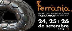 Terrànie - 18 Festival Internacional de cerámica de Montblanc