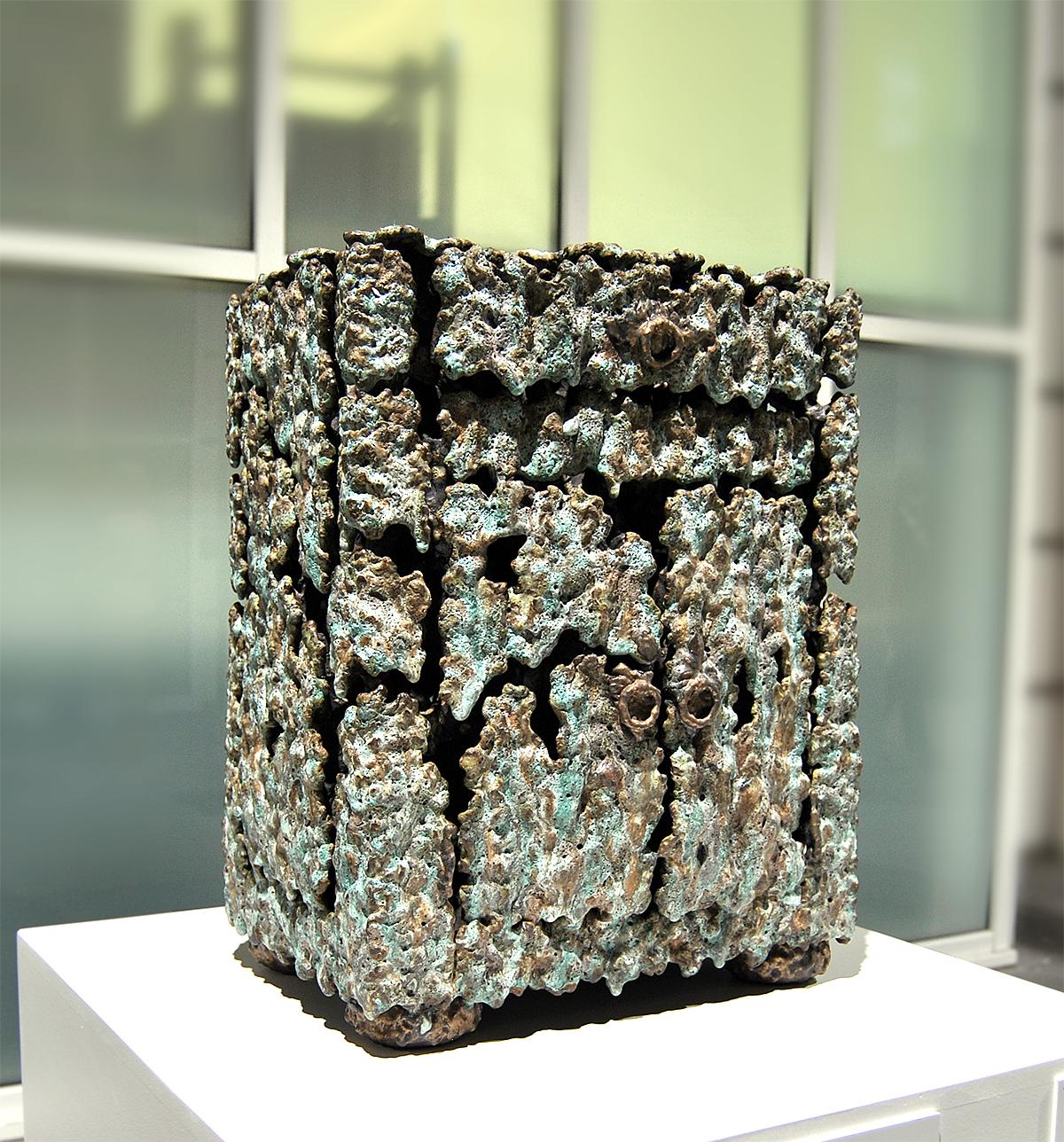 Escultura cerámica de Sunbin Lim