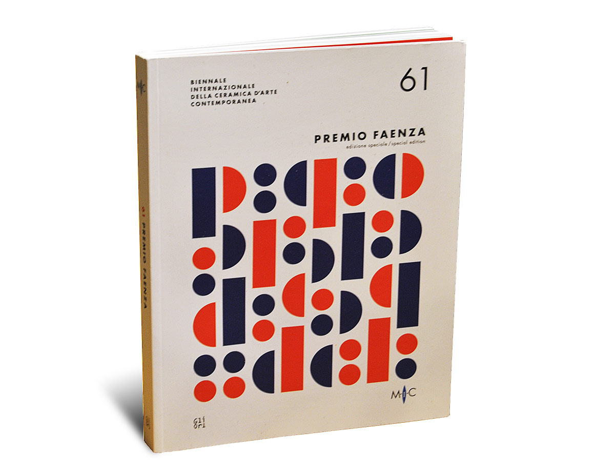 Catálogo del Premio de cerámica de Faenza