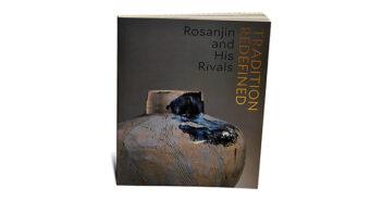 Portada del libro dedicado a la cerámica de Rosanjin