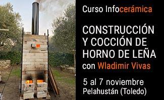 Curso de construcción y cocción de hornos de leña