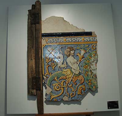 pieza de cerámica tradicional