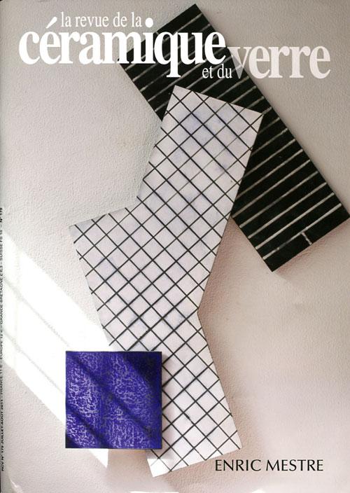 Portada de la revista La Revue de la Céramique