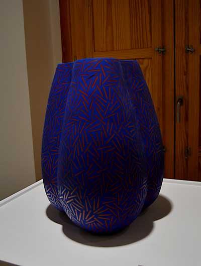 Pieza de cerámica de Roland Summer