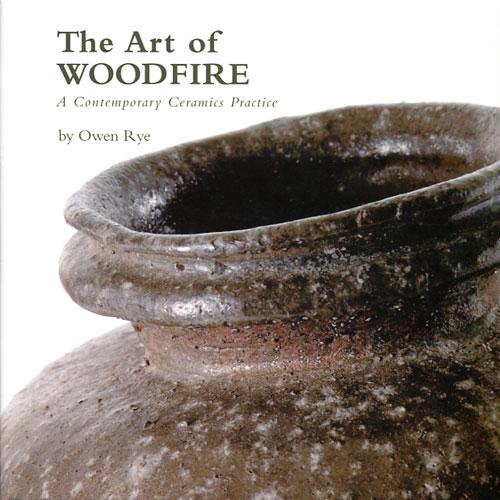 "Portada del libro ""The Art of Woodfire"""