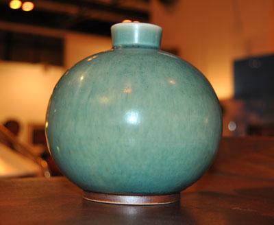 pieza de cerámica danesa